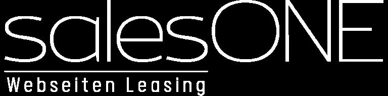salesONE Webdesign Logo